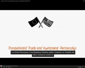 ¿Qué es el TTIP y en qué te afecta?